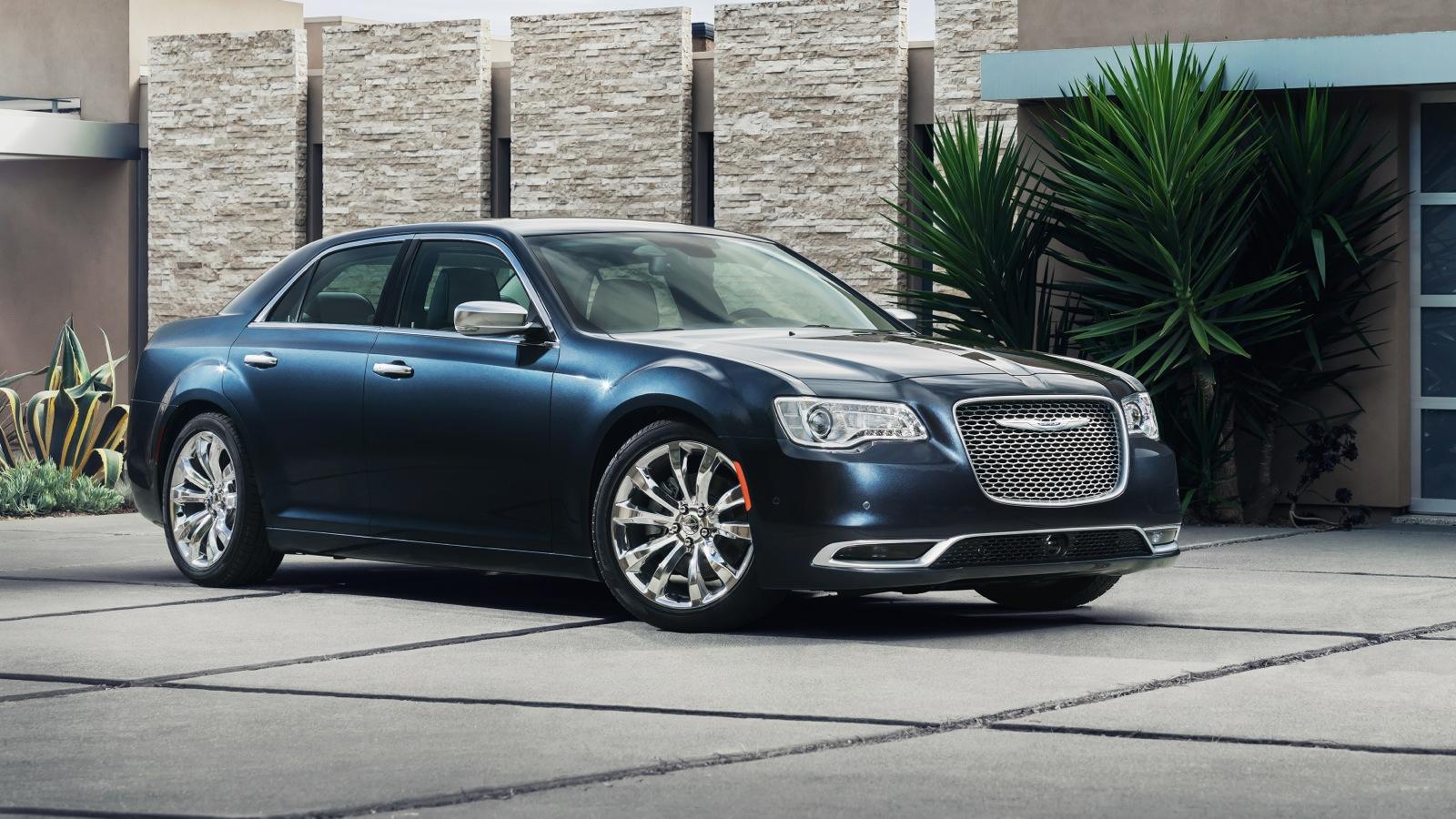 2015 Chrysler 300 Revealed